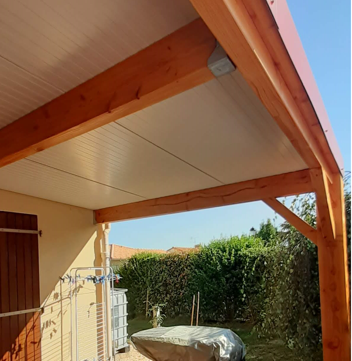 Protection solaire plafond